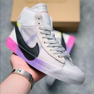 Off-White X Nike Blazer Mid OW sneakers for women